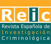 Revista Española de Investigación Criminológica